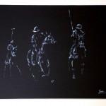 Sophie Harden On The Ball Wychwood Art