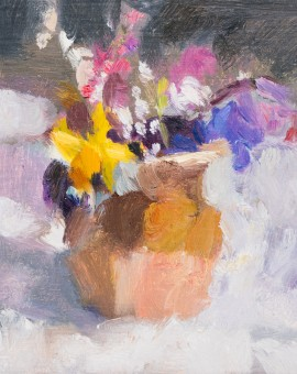 Spring Flowers Lynne Cartlidge Wychwood Art