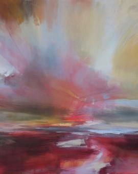 H Stuart_ Evening Light_Wychwood Art