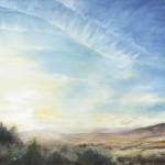 Janette George Perbeck Downs Wychwod Art