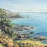 Janette George St Anthony's Head Cornwall Wychwood Art