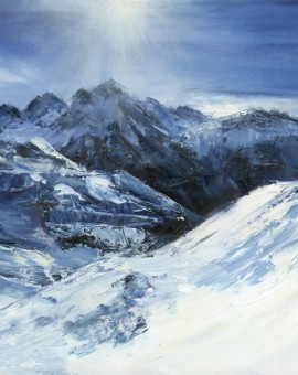 Janette George Top of the World Wychwod Art