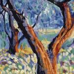 LM Tiller - Tree Poem 10c (Olive Grove)b-Wychwood