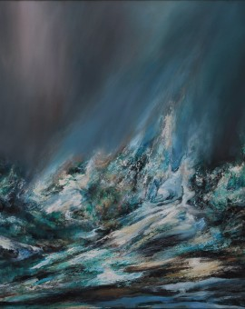 Tess Gartland-Jones,'Surface_Currents',Wychwood Art (2)
