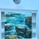 Tess Gartland-Jones,'To The Lighthouse, Newfoundland',Wychwood Art2 (2)
