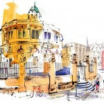 The-Sheldonian-TheatrePrint