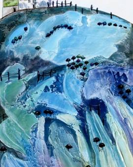 Anya Simmons-Free Spirit-Wychwood Art