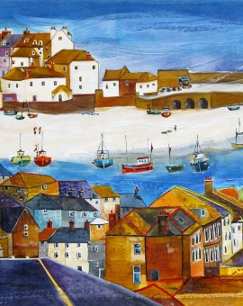 Anya Simmons-Magical St Ives-Wychwood Art