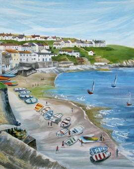 Anya Simmons-Portscatho-Wychwood Art
