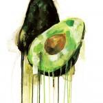 Gavin Dobson |Avocado | Wychwood Art