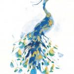 Gavin Dobson | Peacock Gold | Wychwood Art