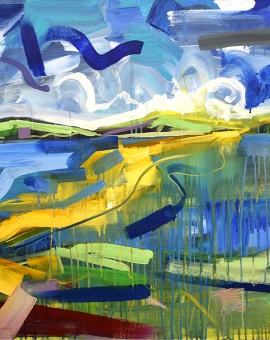 Gavin Dobson |The Colours in Site | Wychwood Art