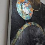 Lorraine Thorne Detail 2 Floating w. Wychwood Art