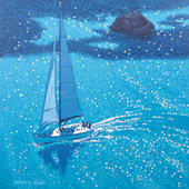 gordon hunt_wychwood art_sail on by