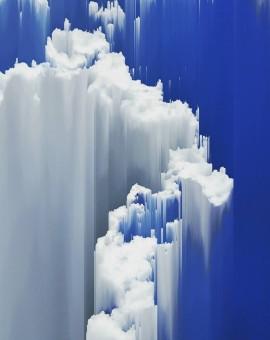 Katie Hallam | Falling Sky | Wychwood Art