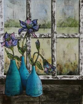 On my windowsill 9. wychwood Art