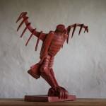 Adam Warwick Hall -GROUND EFFECT – Bronze- 2 of 12 -Wychwood Art- View a