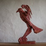 Adam Warwick Hall -GROUND EFFECT – Bronze- 2 of 12 -Wychwood Art- View d