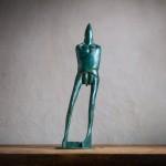 Adam Warwick Hall- VIOLET VIXEN -Bronze-1 of 12 view a