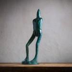 Adam Warwick Hall- VIOLET VIXEN -Bronze-1 of 12 view b