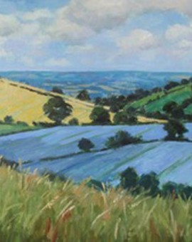 Landscape near Brailes II