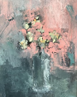 Narcissi-with-pink-light-Jemma-Powell-Wychwood-Art