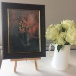 Narcissi-with-pink-light-Jemma-Powell-Wychwood-Art-side-view
