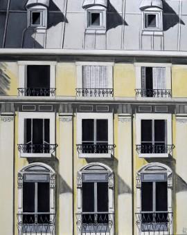 Paris Facade sf