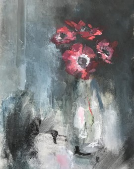 Red-Anemone-Wychwood-Art-Jemma-Powell