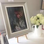 Red-Anemone-Wychwood-Art-Jemma-Powell-side-view
