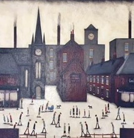 Sean-Durkin-Art-Original-Painting-Wychwood-Art-Lowry