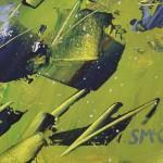 Sian Mcgill, Original Landscape Painting, Contemporary Abstract Art 2