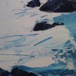 Sian Mcgill, Original Landscape Painting, Contemporary Abstract Art 7