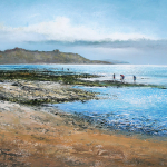 Towards-Pendennis-Castle-Wychwood-Art-Michael-Sanders