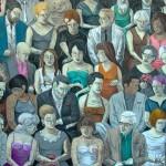 1-small-crowd-Karen-Lynn-Wychwood-Art