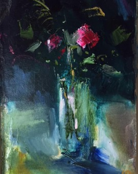 Jemma-Powell-Pink-red-rose-Wychwood-Art
