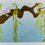 Laura Boswell-Doves_in_the_Willow-Wychwood Art