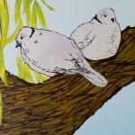Laura Boswell-Doves_in_the_Willow-det3-Wychwood Art