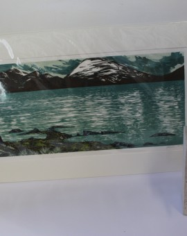 Laura Boswell, Scottish Art, Loch Art, Highlands Art 6
