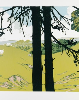 Laura Boswell-Vale Pines-Wychwood Art