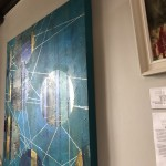 Lorraine Thorne, Beneath the Surface, Original Abstract Painting 10