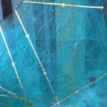 Lorraine Thorne, Beneath the Surface, Original Abstract Painting 3