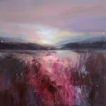 Magdalena Morey - Walking in the Evening Light 2 - Wychwood Art