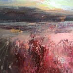 Magdalena Morey - Walking in the Evening Light 2 - detail 3