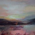 Magdalena Morey - Walking in the Evening Light 2 - detail 4