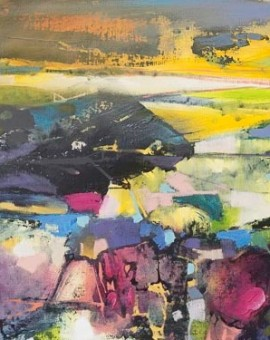 colourful art Scott Naismith
