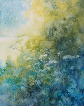 Angela Perrin Summer Hedgerow Wychwood Art.jpeg