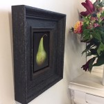Dani-Humberstone-Pear-Wychwood-Art-Framed-Art-Interior