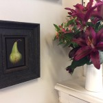 Dani-Humberstone-Pear-Wychwood-Art-Framed-Art-Interior2