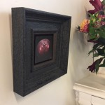 Dani-Humberstone-Purple-Plum-Wychwood-Art-Framed-Art-interior